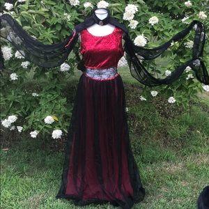 Other - 🛑 Adult vampiress Halloween costume 🦹🏿♀️